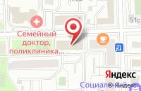 Схема проезда до компании Тримаг в Москве