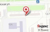 Схема проезда до компании Эконикс-Эксперт в Москве