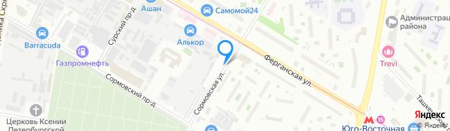 Сормовская улица