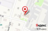 Схема проезда до компании Импульс в Черкизово