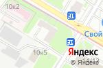 Схема проезда до компании Мастерская по ремонту обуви на Ферганской в Москве
