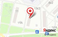 Схема проезда до компании Энерджи Инвест в Москве