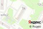 Схема проезда до компании Отдел МВД России по району Вешняки г. Москвы в Москве