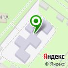 Местоположение компании Детский сад №3, Теремок