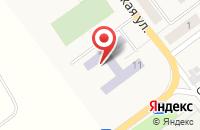 Схема проезда до компании Бородинская средняя общеобразовательная школа №2 в Бородинском