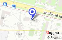 Схема проезда до компании МАГАЗИН КУХНИ ВАШЕГО СТИЛЯ в Москве
