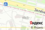 Схема проезда до компании Инпромед в Москве