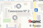 Схема проезда до компании Донецкий национальный технический университет в Донецке