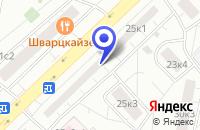 Схема проезда до компании МАГАЗИН ПАРФЮМЕРИЯ в Москве