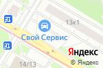 Схема проезда до компании Бункер в Москве