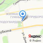 Contact Service на карте Старого Оскола