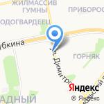 Белгородпчелопром на карте Старого Оскола