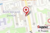Схема проезда до компании Белгородпчелопром в Старом Осколе