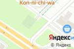 Схема проезда до компании Автостоянка на Волгоградском проспекте в Москве