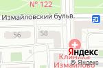 Схема проезда до компании Фермерский двор в Москве