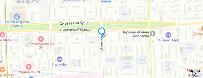 улица Парковая 13-я
