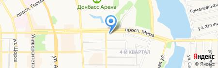 Join up на карте Донецка