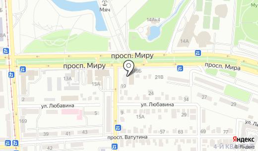 Join up. Схема проезда в Донецке