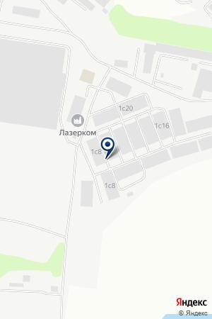 АЗС КАРИМОС-НИВА на карте Дзержинского