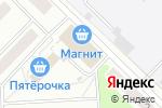Схема проезда до компании TravelRail.RU в Москве