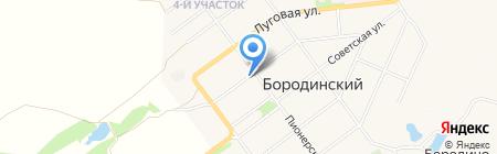 Магазин на карте Бородинского