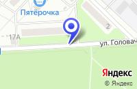 Схема проезда до компании ТРАНСПОРТНАЯ КОМПАНИЯ ЖЕЛДОРАВТОТРАНС в Москве