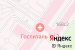 Схема проезда до компании Вера в Москве