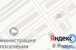 Схема проезда до компании Магазин в Бородинском