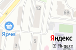 Схема проезда до компании Платежный терминал, Единая Система Городских Платежей Московская область в Королёве