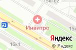 Схема проезда до компании ДекосТ в Москве