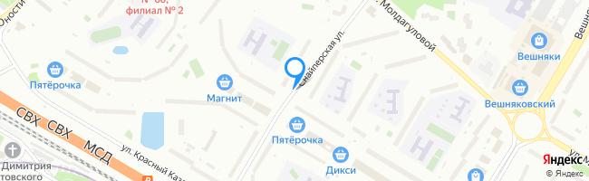 Снайперская улица