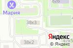 Схема проезда до компании ДорСтройСистем в Москве