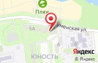 Схема проезда до компании Врачебная амбулатория в Яксатово