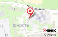 Схема проезда до компании Аптека в Яксатово