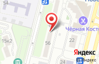 Схема проезда до компании Иритекс в Москве