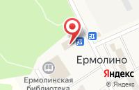 Схема проезда до компании РАНВУД в Гольево