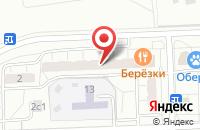 Схема проезда до компании Билдсток в Александровке