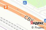 Схема проезда до компании Автостоянка на Красном Казанце в Москве