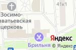 Схема проезда до компании Мастерская по ремонту одежды на Байкальской в Москве