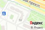 Схема проезда до компании Энергия-2000 в Москве