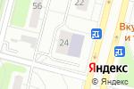 Схема проезда до компании Библиотека №129 в Москве