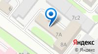 Компания Водоканал, МУП на карте