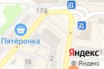 Схема проезда до компании Час икс в Королёве