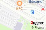 Схема проезда до компании Рус-Телетот в Москве