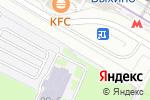 Схема проезда до компании Зоомагазин на ул. Хлобыстова в Москве