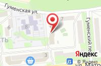 Схема проезда до компании Расчетно-аналитический центр Старооскольского городского округа в Старом Осколе
