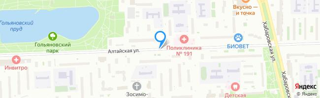Алтайская улица