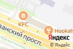 Схема проезда до компании Мастерица в Москве