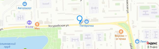 Уссурийская улица