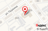 Схема проезда до компании Пожарная часть №49 в Бородинском